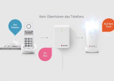 Zubehoer Telefon-Hoergeraete Pock